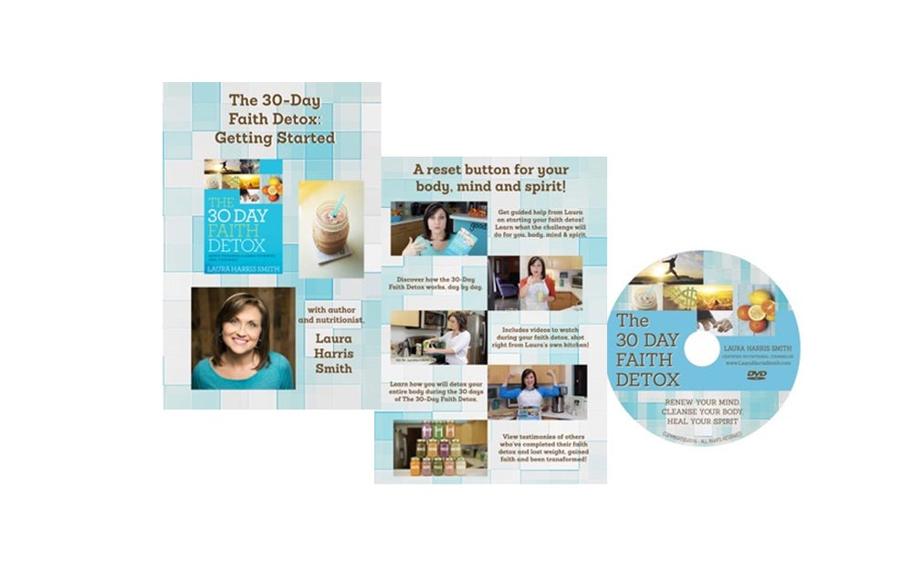 "Image of ""GETTING STARTED"" DETOX DVD"