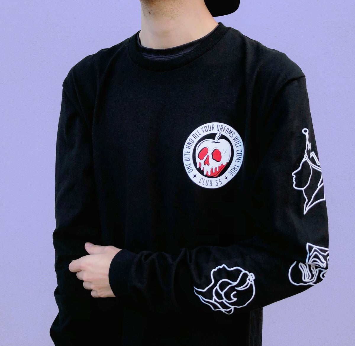 Image of Poison Apple Long Sleeve
