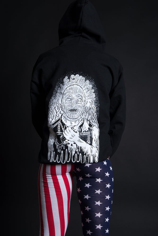 Image of FIRE STARTER ZIP UP