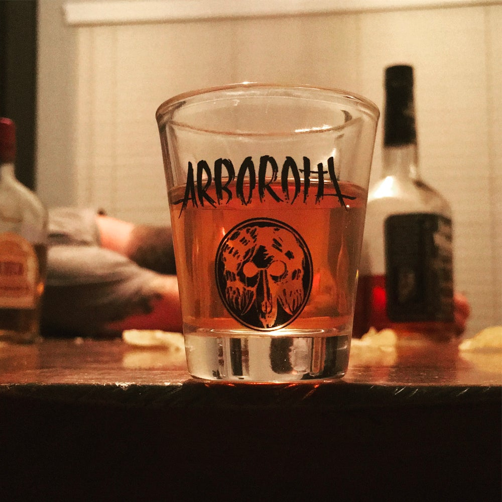 Image of ARBOROTH - shot glass
