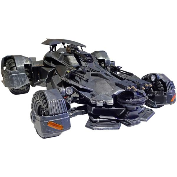 Image of Justice League  Ultimate Batmobile RC Vehicle - Delivery November
