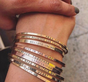Image of Bangle Bundle (SXS Collection) Set of 4