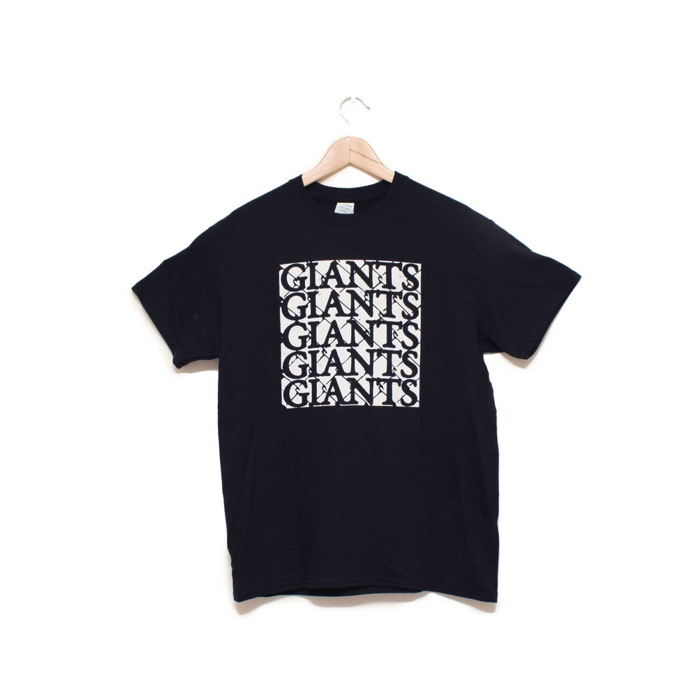 "Image of GIANTS - ""Fence"" (T-SHIRT)"
