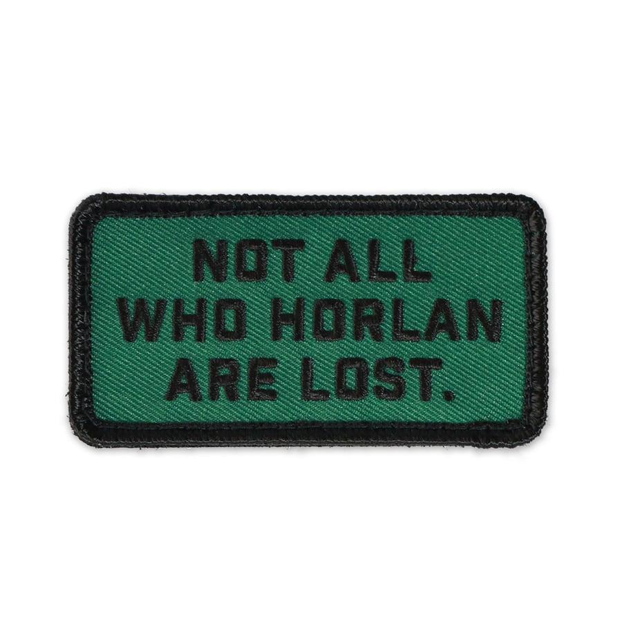Image of HORLAN Patch