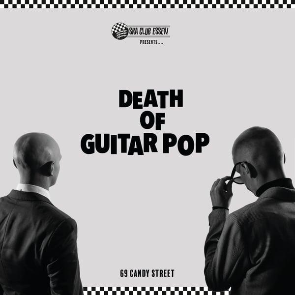 "Image of Death of Guitar Pop ""69 Candy Street"" C.D Album"