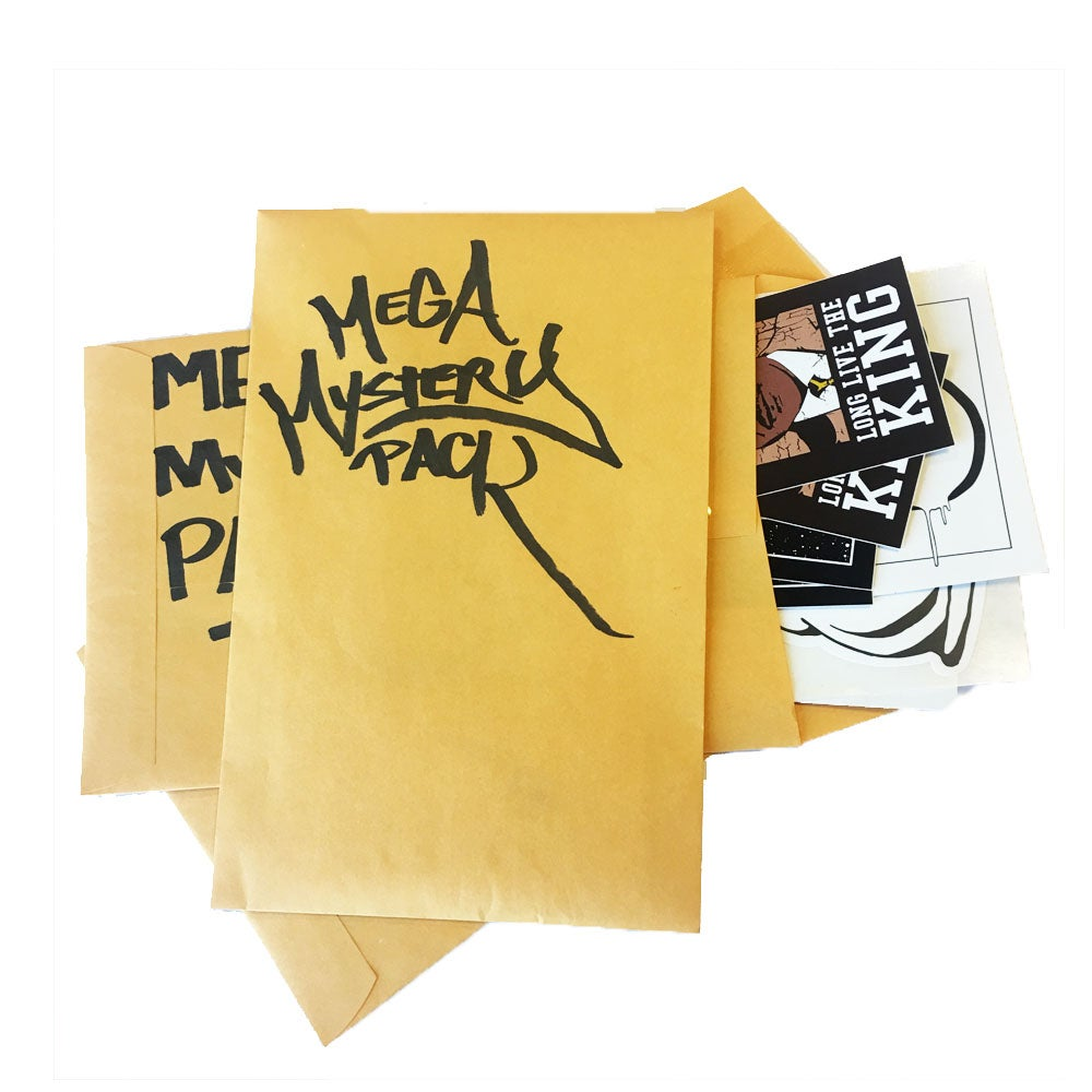 Image of Mega Mystery Pack - appx. 20pc