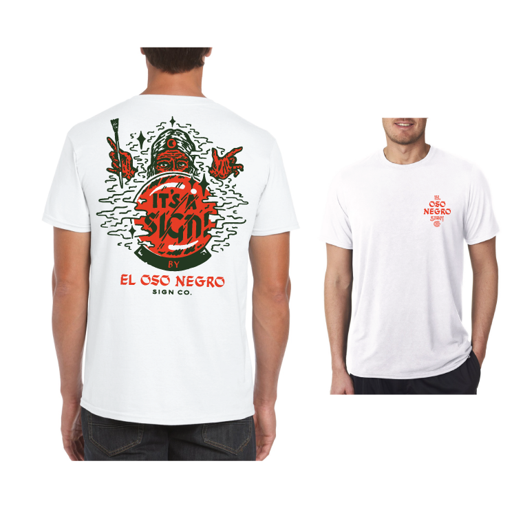 Image of EON Sign Co. WIZARD Tee