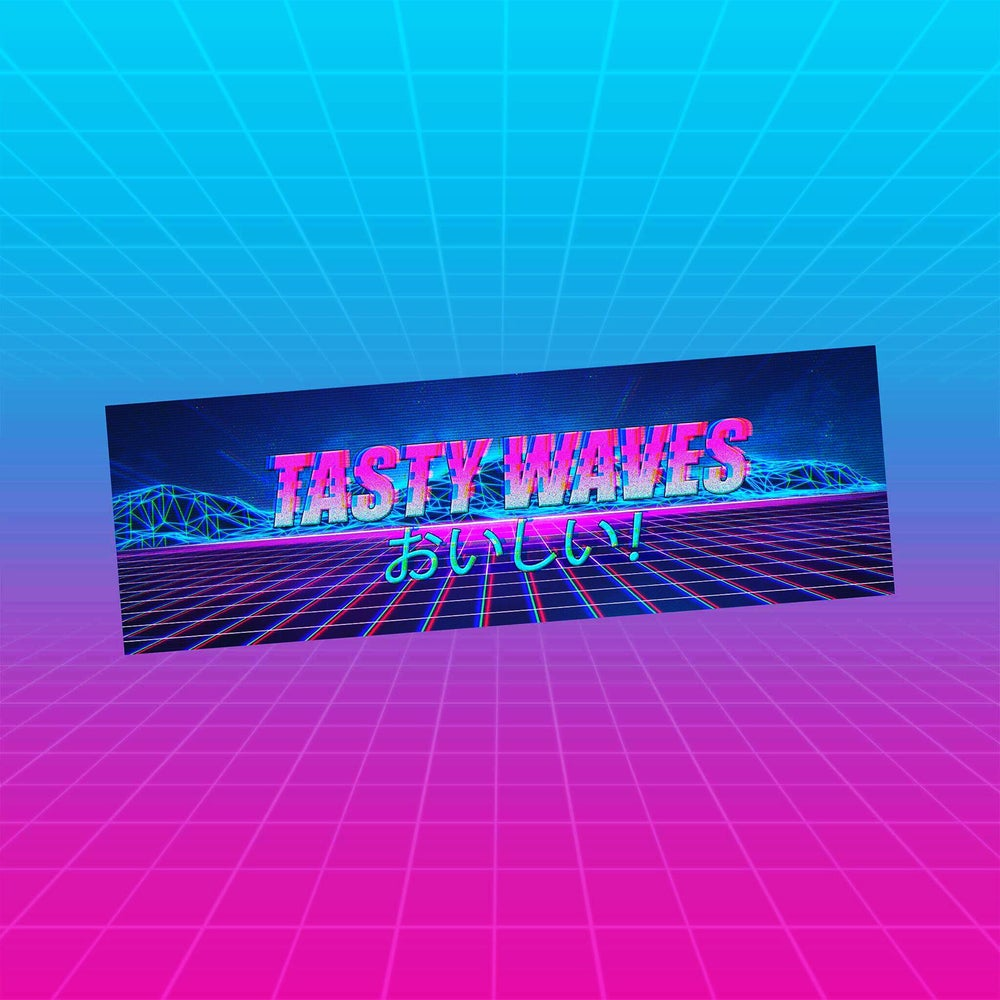 Image of Tasty Waves 80's Style