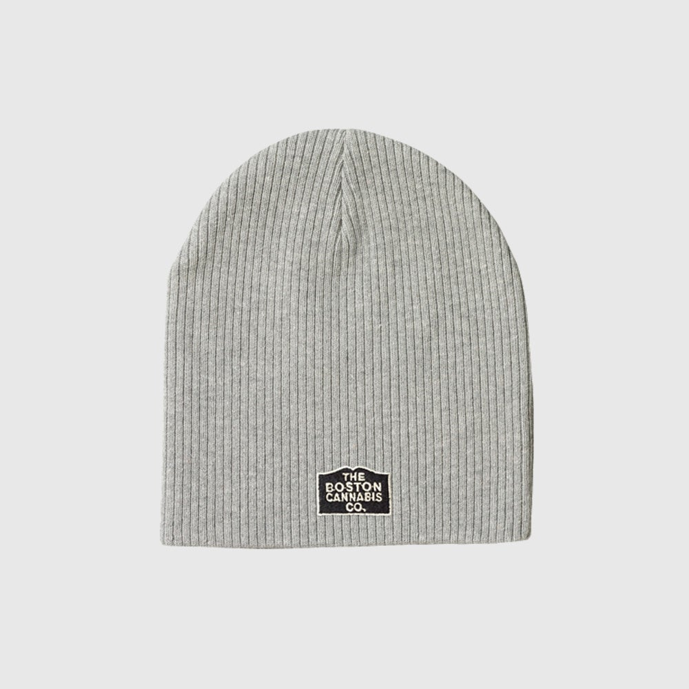 Image of Wide-Ribbed Beanie