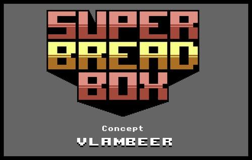 Image of Super Bread Box (A2/A3 Poster Bundle) (Commodore 64)