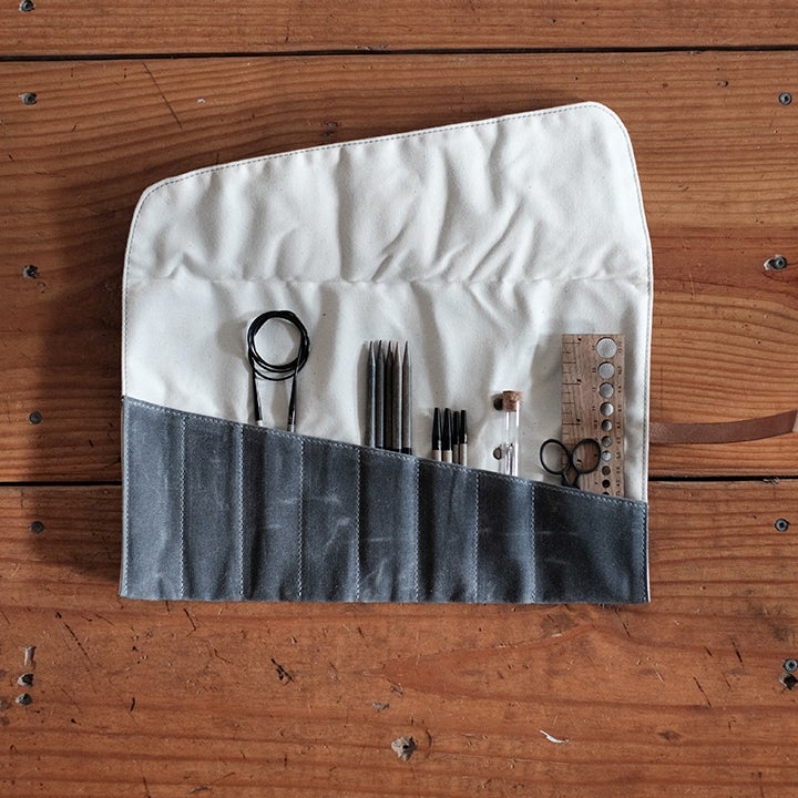 Image of Winter Session canvas tool roll-up