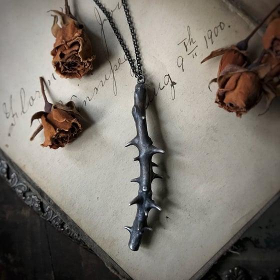 Image of Spinam Nigrum Necklace