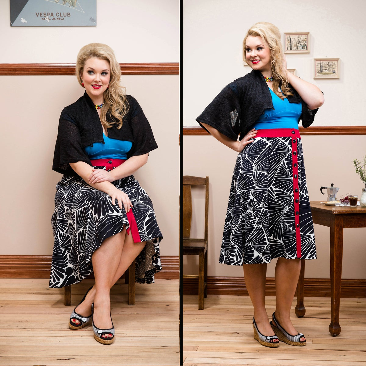 Image of SALA BIANCA SKIRT (other options available)