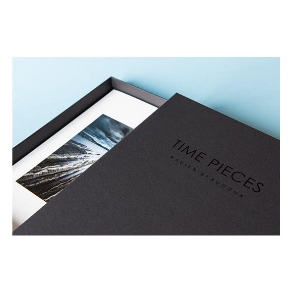 Image of TIME PIECES, le livre - Coffret édition limitée