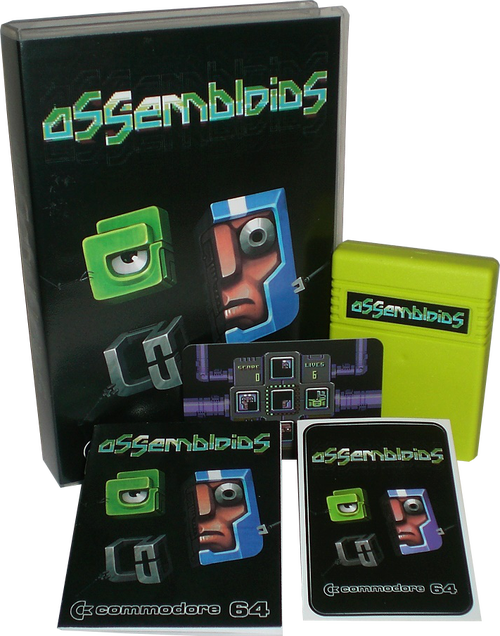 Image of Assembloids (Commodore 64)