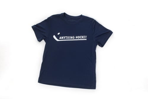 Image of Athletic Wear - Anything Hockey logo
