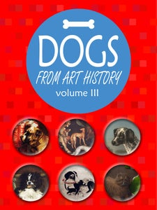 Image of Dogs from Art History Volume III