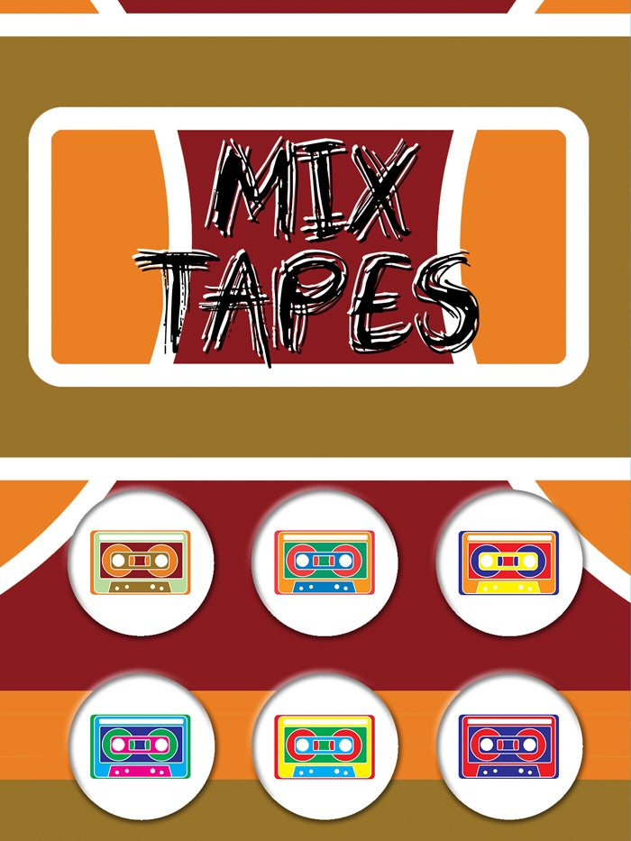 Image of Mix Tapes