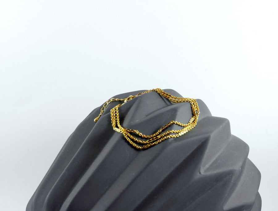 Image of Bracelet 3 rangs