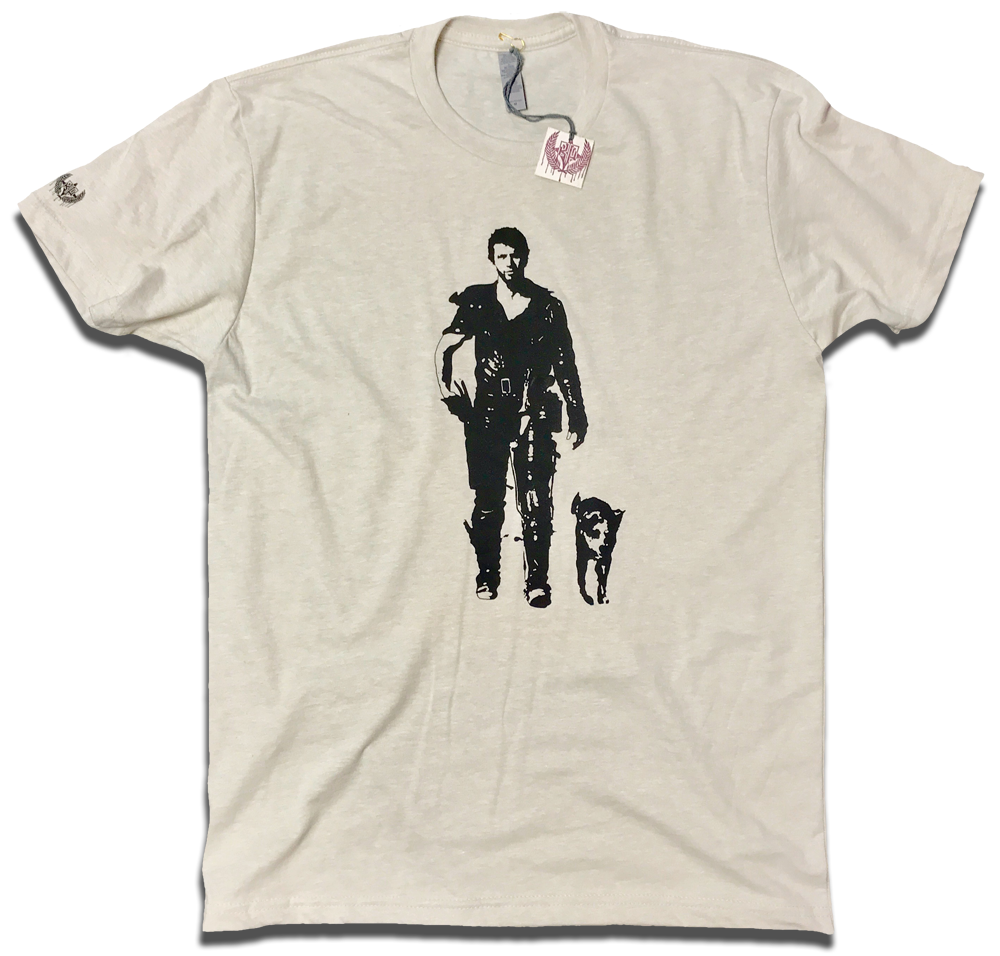 "Image of ""Max Rockastansky"" revamped tee"