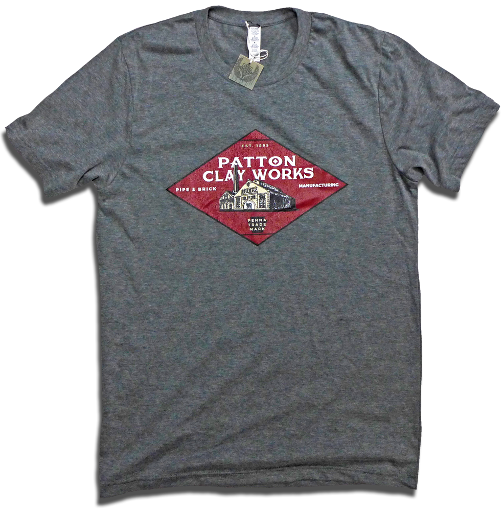 "Image of ""Patton Clay Works"" tee"