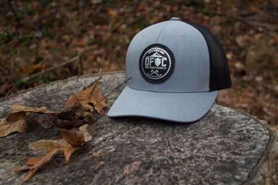 Image of (LIMITED EDITION) OFBC Grey/Black Cap