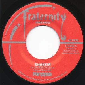 "Image of Shakem / Mile 187 - 7"" Vinyl"