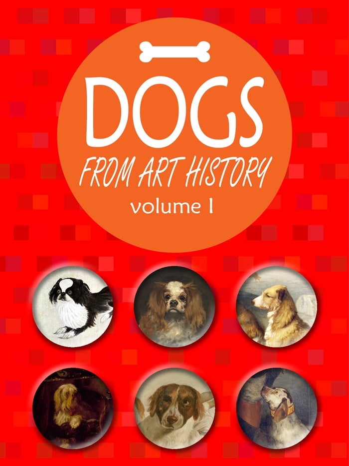 Image of Dogs from Art History Volume I