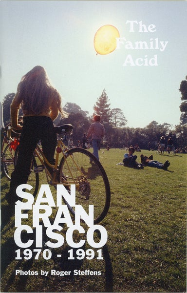 Image of The Family Acid San Francisco Zine