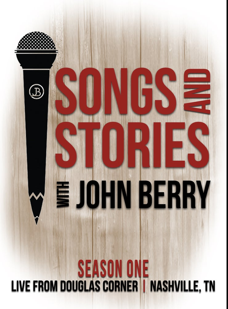 "Image of Songs and Stories with John Berry Season One (3) Disc DVD Set ""ON SALE $5 OFF"" (reg. $30)"