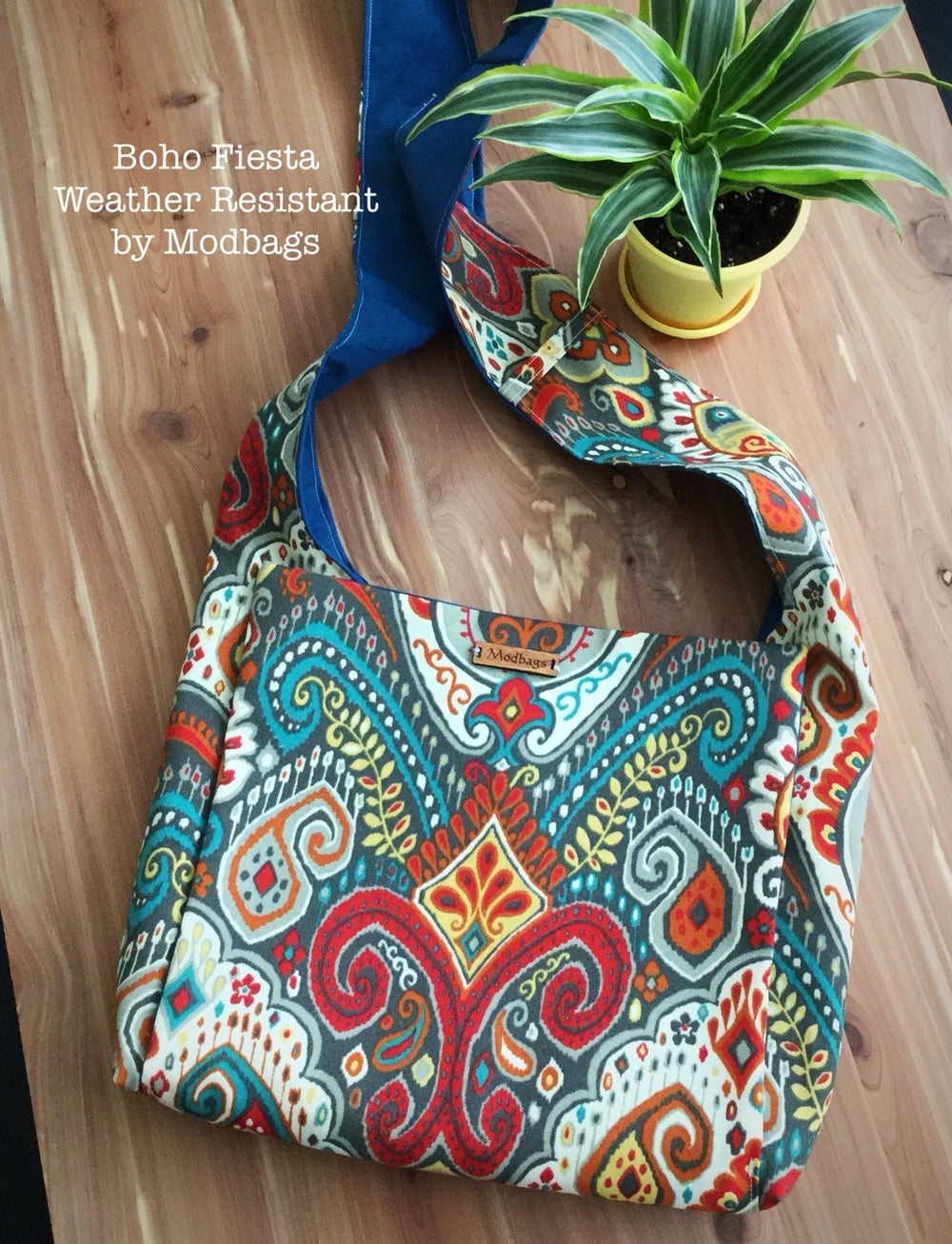 Image of Fiesta Boho Weather Resistant Ministry Bag