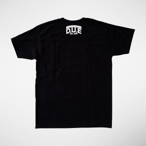 Image of Black D.U.E.TShirt