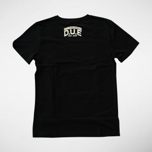 Image of Black D.U.E.TShirt (EXCLUSIVE)