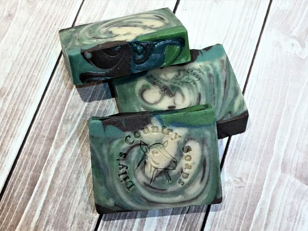 Image of Pine Forest Goat Milk Soap