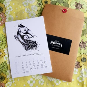 Image of 2018 Inkspiration Calendar