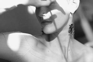 Image of Nightshade earrings