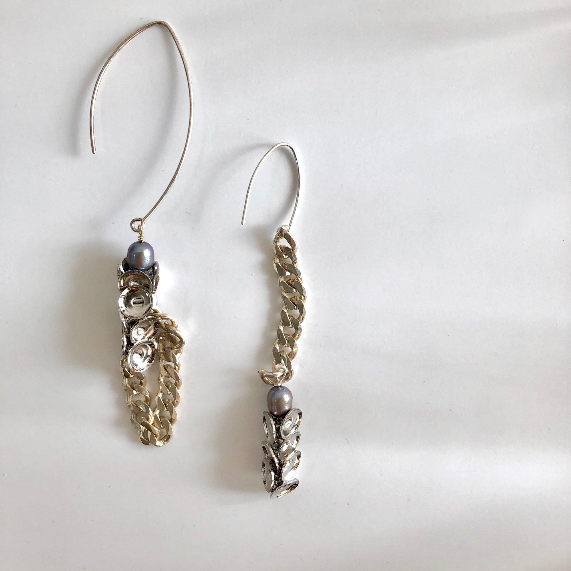 Image of Coffee berry earrings