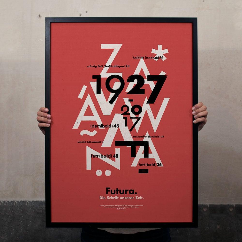 "Image of Futura_90 ""V"""