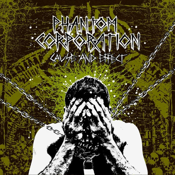 Image of [affro007] PHANTOM CORPORATION - Cause And Effect 7""