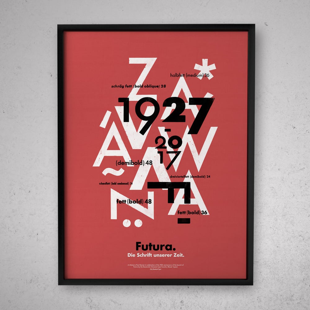 "Image of Futura_90 ""Collection"""