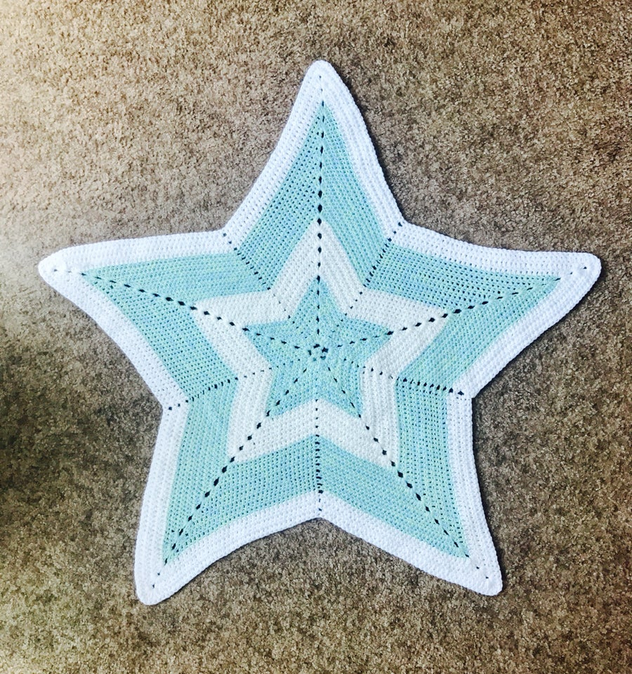 Image of 5 Point Starseed Blanket™