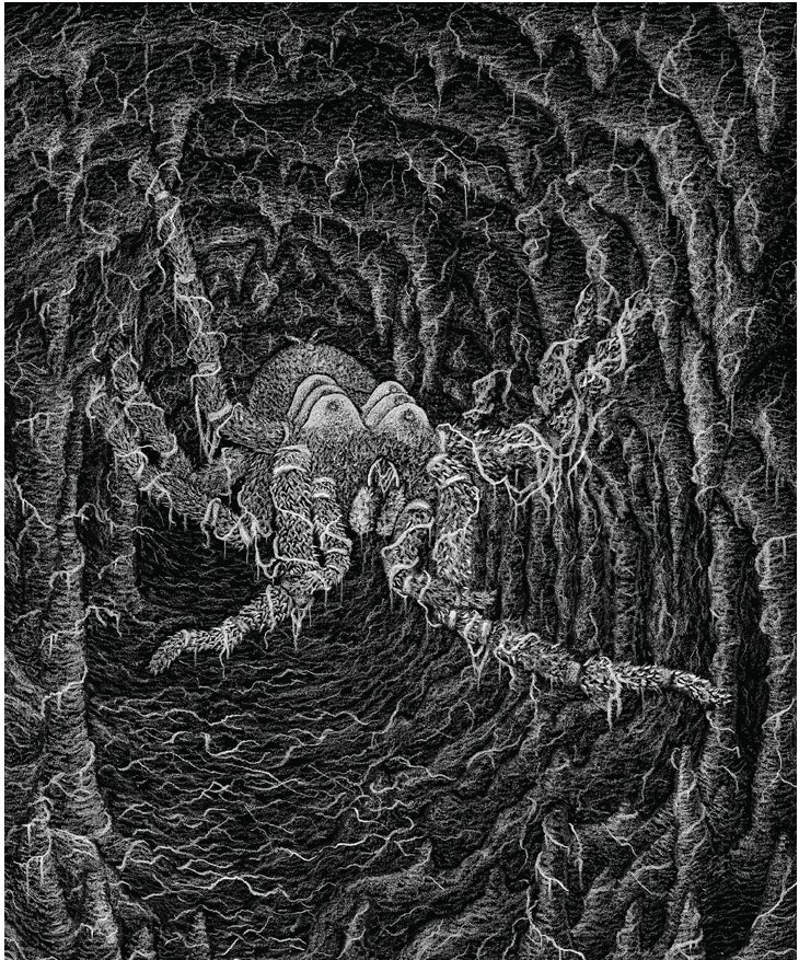 Image of The Ungoliant