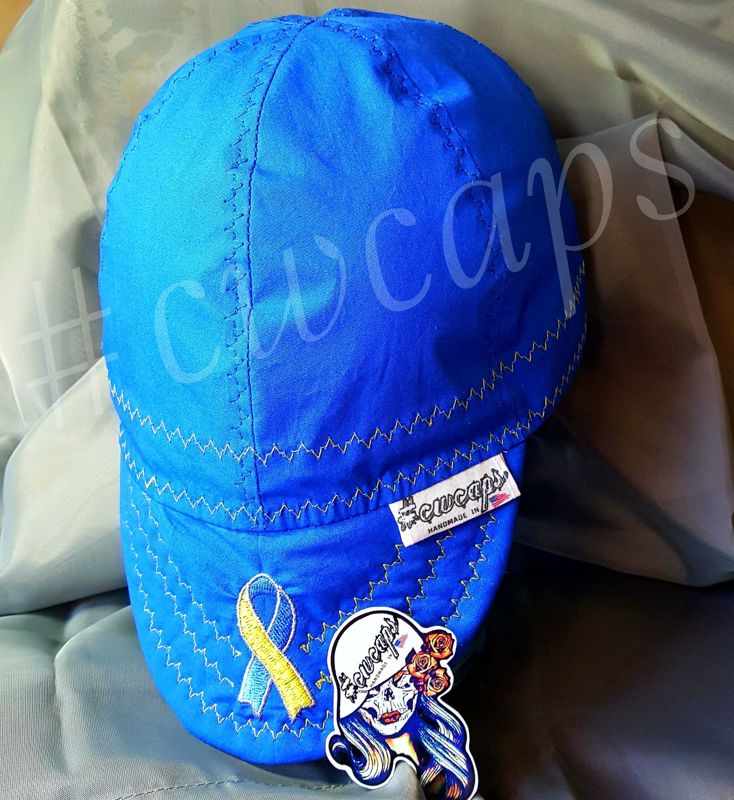 Image of Down Syndrome Awareness Welders Cap