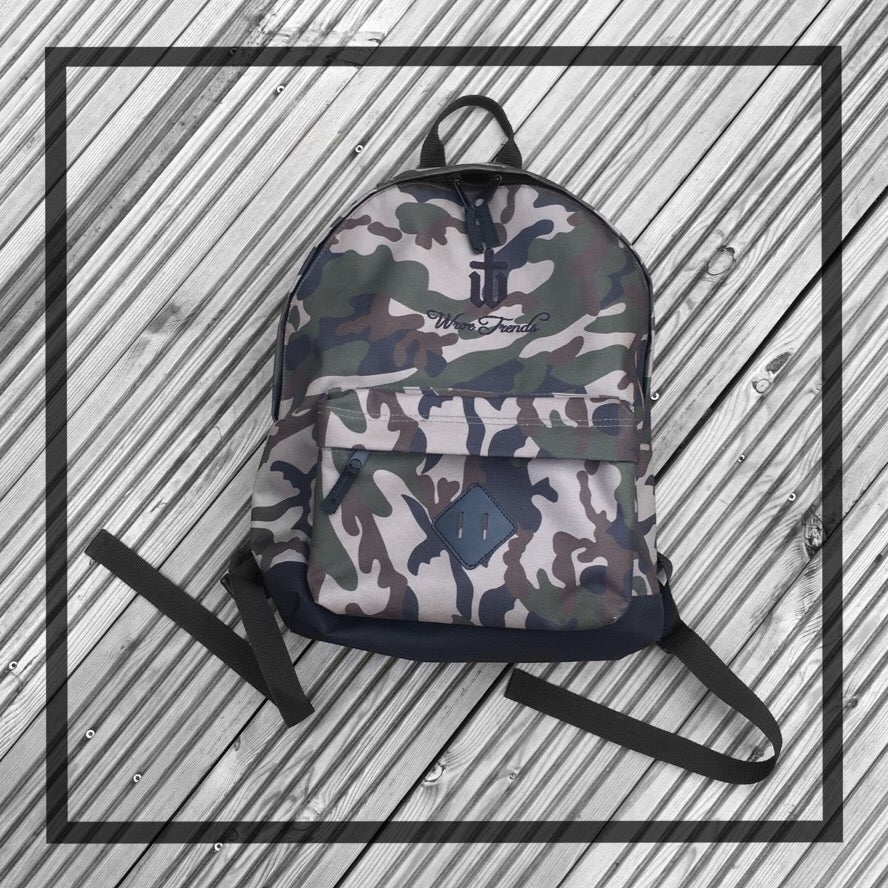 Image of BACKPACK • JUNGLE CAMO