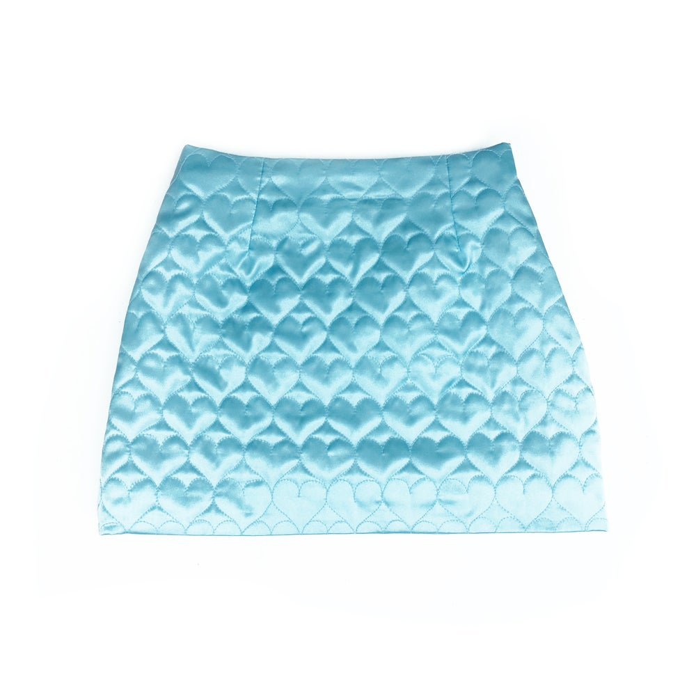 Image of SWEETHEART MINI SKIRT