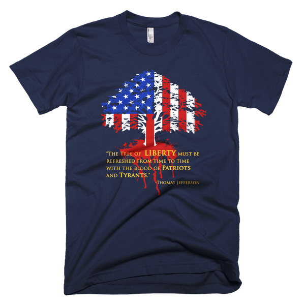 Image of Tree of Liberty Tee