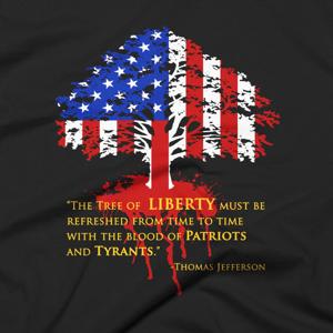 Image of Tree of Liberty Tee