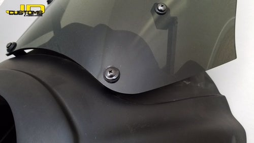 Image of FXDXT Fairing Complete Cam  Adjustable On the Fly Assembly