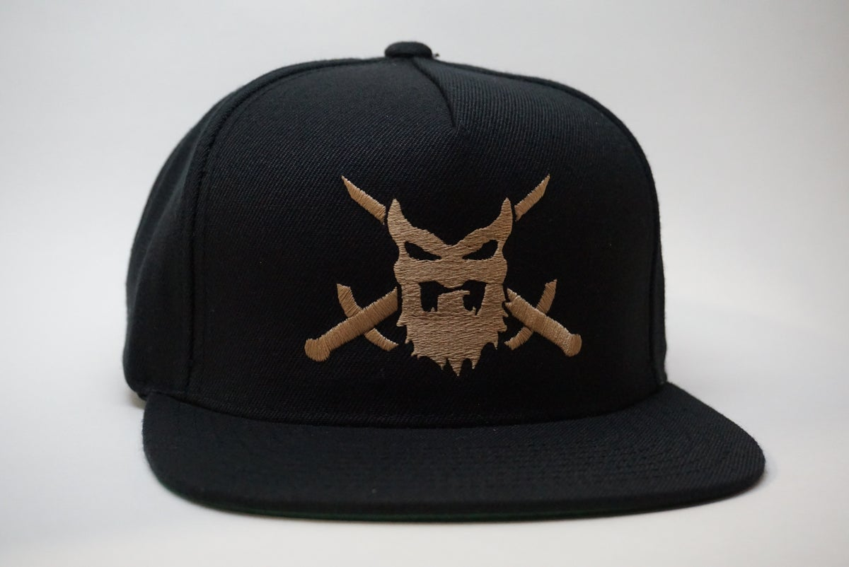 "Image of "" WARRIOR "" Snap Back"