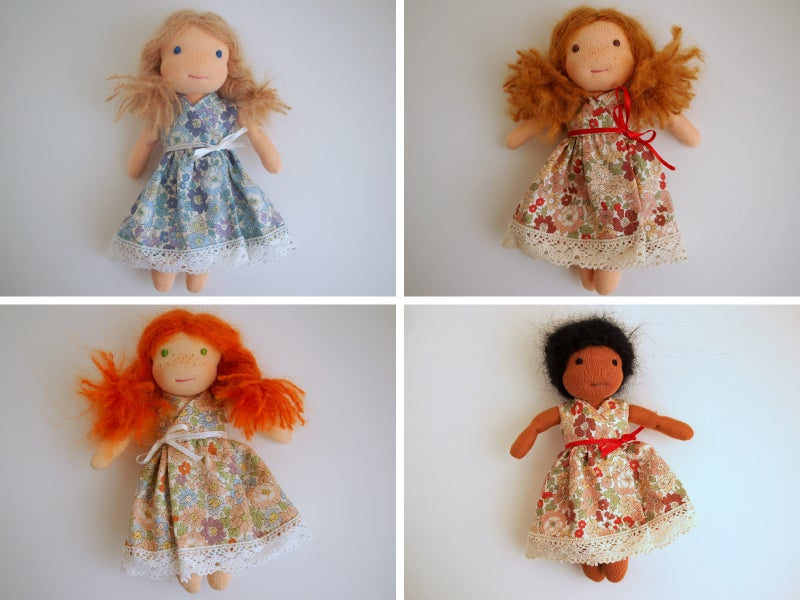 Image of Martha doll